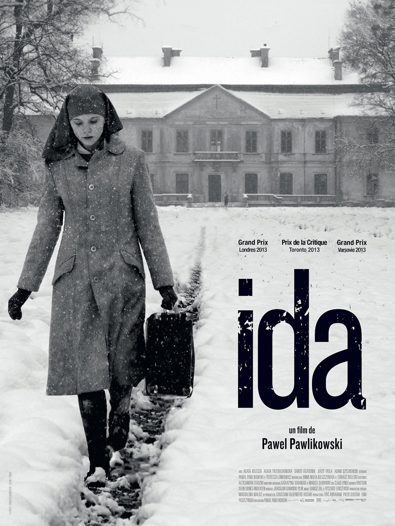 "Centre culturel Anima : projection du film de Pawel Pawlikovski, ""Ida"" le 25 mars 2014"